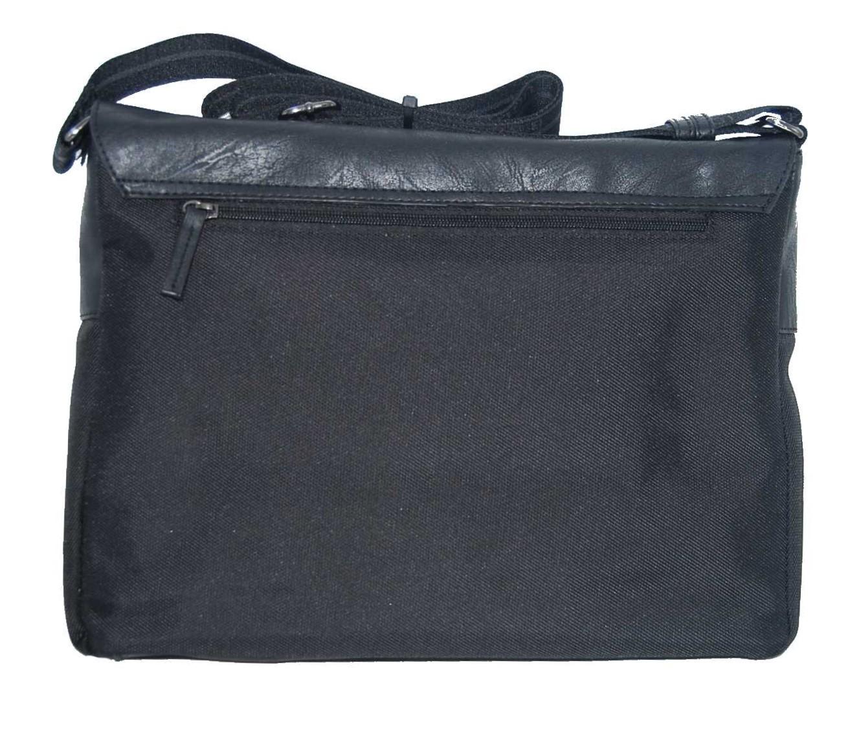 Ανδρική Τσάντα Ταχυδρόμου Μαύρη BARTUGGI - Εισαγωγική Accessories acafd681bb6
