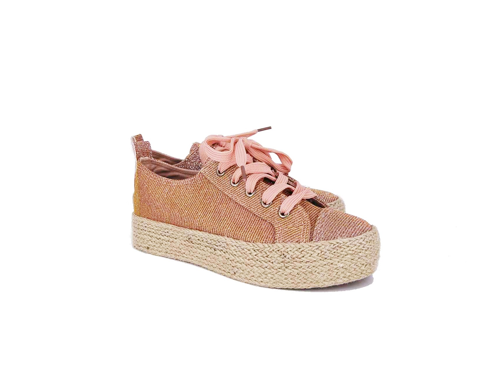 24c30af7c4e Verde sneaker γυναικείο ροζ-χρυσό