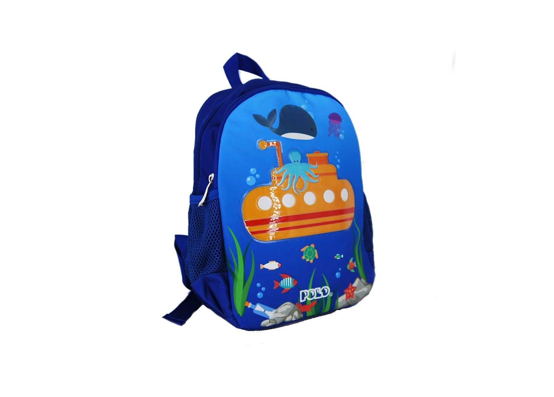 e63f82cf0e8 Polo παιδική τσάντα βυθός | Εισαγωγική Accessories