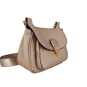 97e79662ba Verde τσάντα γυναικεία χιαστί ροζ-χρυσό ...