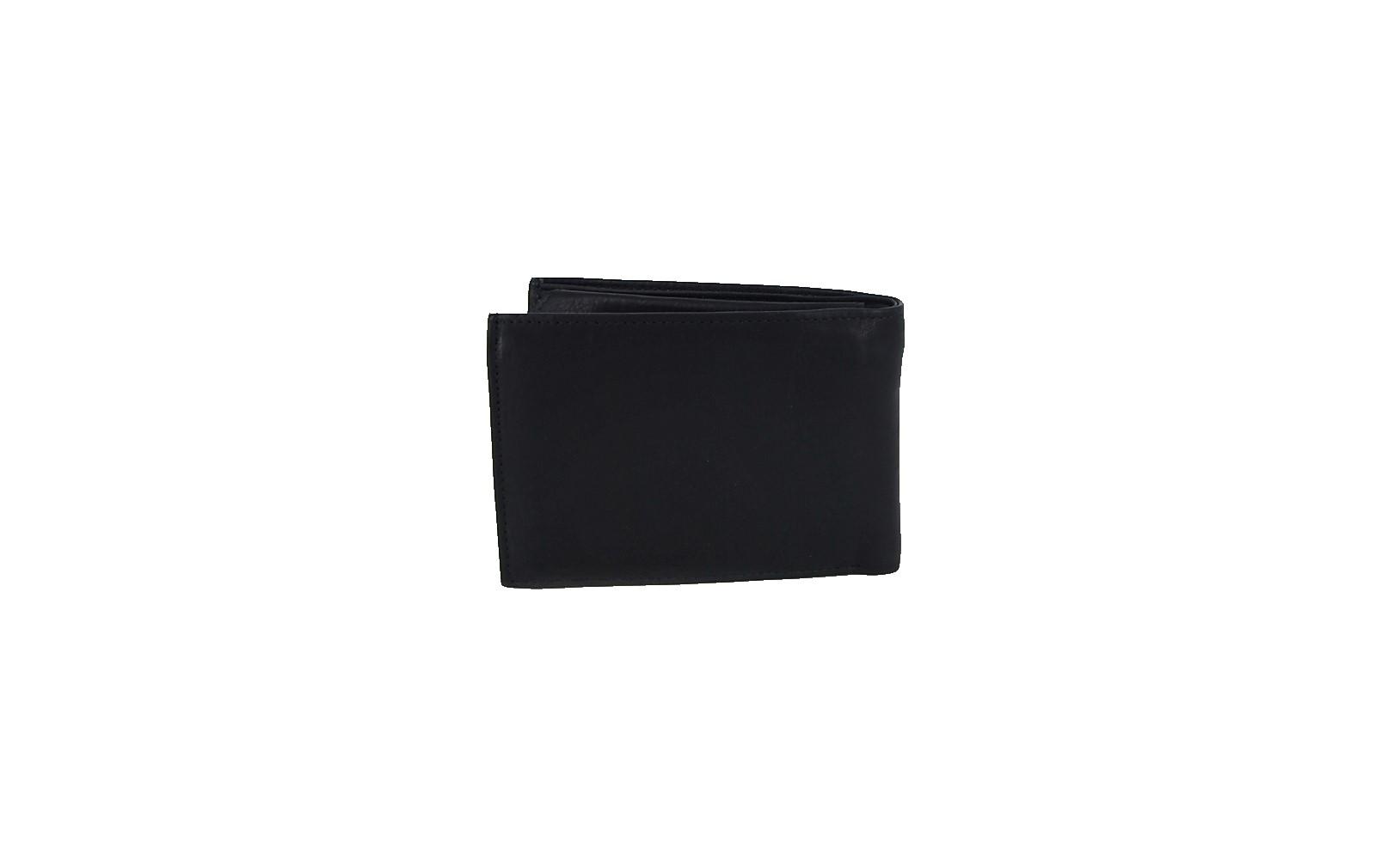 f938e4121d Ginis ανδρικό δερμάτινο πορτοφόλι μαύρο ταυτότητας