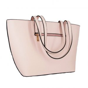 Τσάντα γυναικεία ώμου verde ροζ