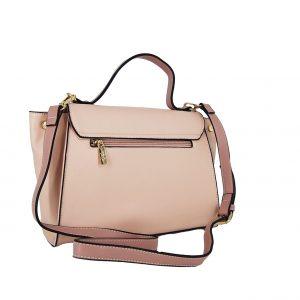 Verde τσάντα γυναικεία ώμου και χεριού ροζ