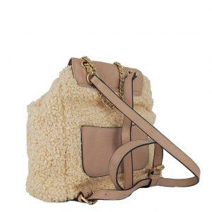 Verde σακίδιο πλάτης γυναικείο μπεζ sheep bag