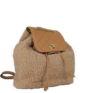 Verde σακίδιο πλάτης γυναικείο καμηλό sheep bag