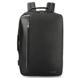 TIGERNU Backpack Σακίδιο Πλάτης μαύρη 3639