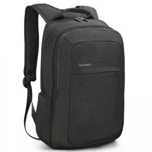TIGERNU Backpack Σακίδιο Πλάτης μαύρη 3090