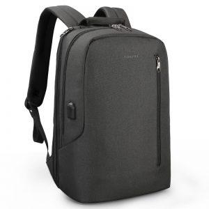 TIGERNU Backpack Σακίδιο Πλάτης μαύρη 3622