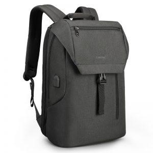 TIGERNU Backpack Σακίδιο Πλάτης μαύρη 3621