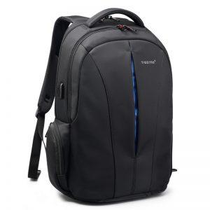 TIGERNU Backpack Σακίδιο Πλάτης μαύρη 3105