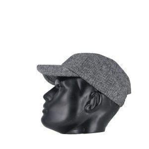 Εισαγωγική ανδρικό καπέλο jockey ανοιχτό γκρι