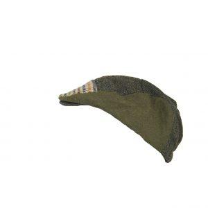 Εισαγωγική ανδρική τραγιάσκα πράσινο με διάφορα σχέδια