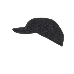 Hat You ανδρικό καπέλο jockey μαύρο με προέκταση