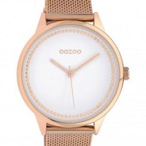 Oozoo Timepieces Vintage Metallic Bracelet 40mm
