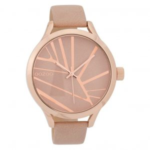 Oozoo Timepieces Leather Strap 40mm