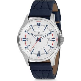 Daniel Klein Premium Blue Watch 43mm