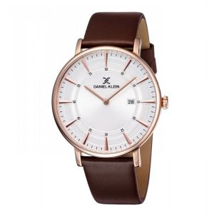 Daniel Klein Fiord Brown Watch 42mm