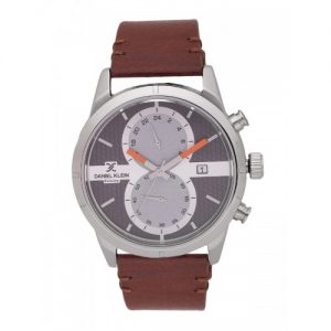 Daniel Klein Premium Brown Watch 47mm