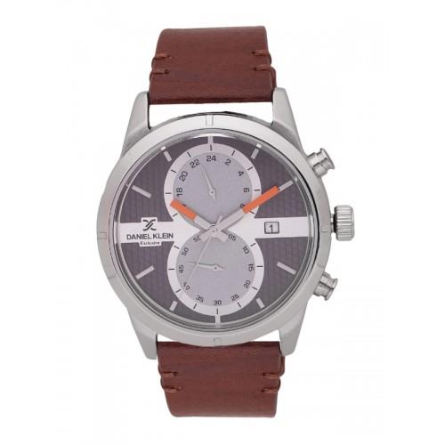 Daniel Klein Premium Brown Watch 47mm