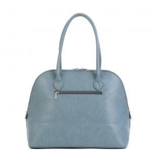 Doca τσάντα ώμου γυναικεία γαλάζιο