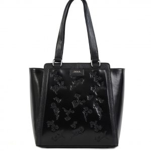 Doca τσάντα ώμου γυναικεία μαύρο