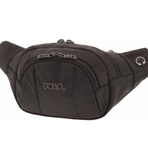 Polo Spectrum τσαντάκι μέσης μαύρο