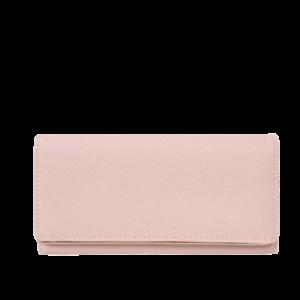 Εισαγωγική πορτοφόλι γυναικείο ροζ