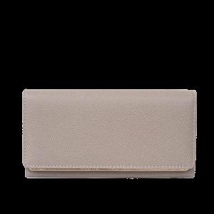Εισαγωγική πορτοφόλι γυναικείο γκρι
