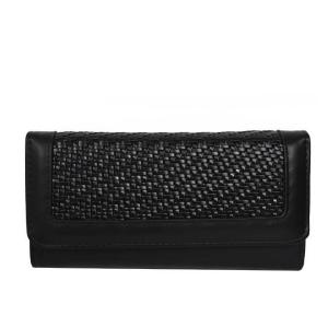 Εισαγωγική πορτοφόλι γυναικείο μαύρο