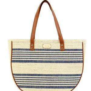 Doca τσάντα θαλάσσης γυναικεία μπεζ