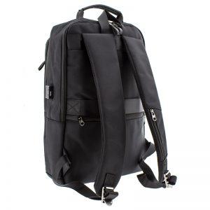 Bartuggi σακίδιο πλάτης laptop case μαύρο 718-102521
