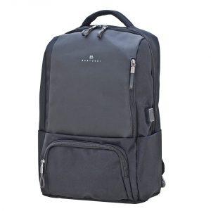Bartuggi σακίδιο πλάτης laptop case μαύρο 718-102520