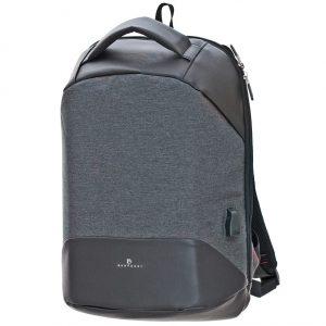 Bartuggi σακίδιο πλάτης laptop case γκρι 718-102537