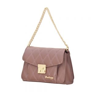Bartuggi τσάντα ώμου γυναικεία πούρου