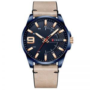 Ανδρικό Ρολόι Curren 8371 γκρι