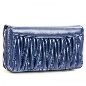 Verde πορτοφόλι γυναικείο μπλε