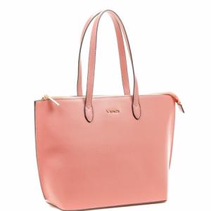 Verde τσάντα ώμου ροζ