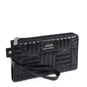 Doca γυναικείο πορτοφόλι μαύρο