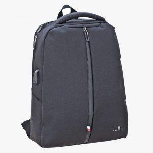 Bartuggi σακίδιο πλάτης laptop case μαύρη 718-102536