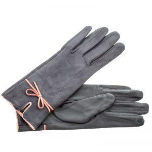 Verde γυναικεία γάντια one size γκρι 02-607