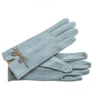 Verde γυναικεία γάντια one size γαλάζιο 02-607