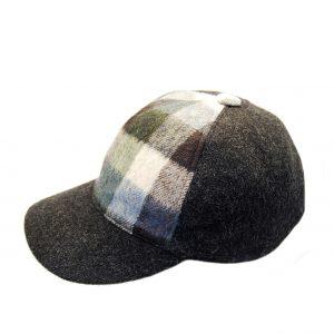 Hat you ανδρικό καπέλο jockey μαύρο