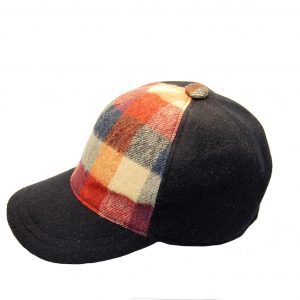Hat you ανδρικό καπέλο jockey μπλε