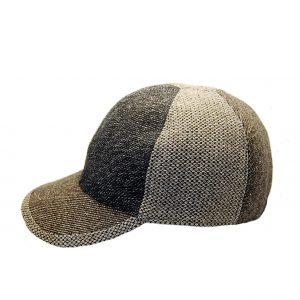 Hat you ανδρικό καπέλο jockey καφέ