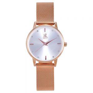 Season γυναικείο ρολόι χρυσό 2283-1 Swing Series