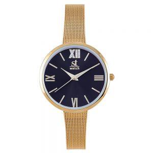 Season γυναικείο ρολόι χρυσό rumba series 2280-2