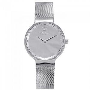 Season γυναικείο ρολόι ροζ-χρυσό mirror series 4236-3