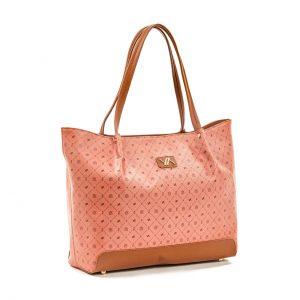 Verde τσάντα ώμου γυναικεία πορτοκαλί 16-5936
