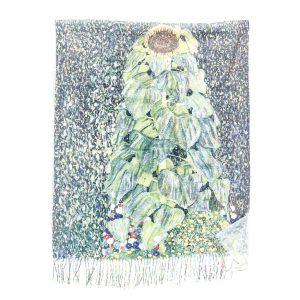 Verde εσάρπα γυναικεία πολύχρωμη 03-2077.- Υλικό: 100% Πολυεστέρας- Διαστάσεις: Μήκος: 180 cm .- Φάρδος: 70 cm.