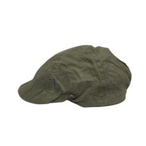 Karfil ανδρική τραγιάσκα βαμβακερή λαδί 7716819-Olive